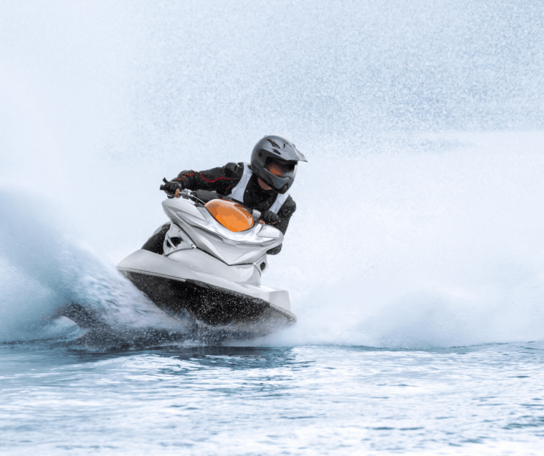 Jet Skis A Danger This Summer